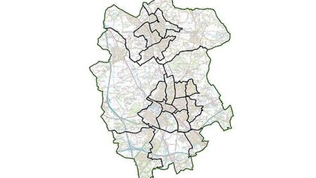 The Local Government Boundary Commission for England is holding a consultation into council ward bo