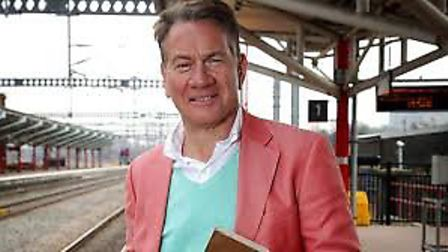Great Asian Railway Journeys presenter Michael Portillo is coming to St Albans. Picture: BBC