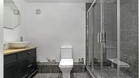 One of the property's stylish bathrooms. Picture: Fine & Country