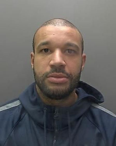 Clifford Taylor was one of the men arrested for his involvement in a St Albans drug gang. Picture: H