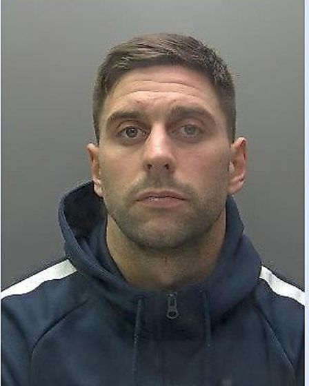 Joel Norris was one of the men arrested for his involvement in a St Albans drug gang. Picture: Herts