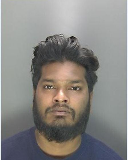 Moudud Hussain was one of the men arrested for his involvement in a St Albans drug gang. Picture: He