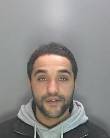 Cain Davey was one of the men arrested for his involvement in a St Albans drug gang. Picture: Herts
