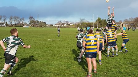 St Albans fell to a 36-0 loss against Hendon in Herts Middlesex One in a match played at Hertford Ru