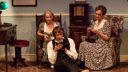 Company of Ten's production of Ladies in Lavender at the Abbey Theatre in St Albans.