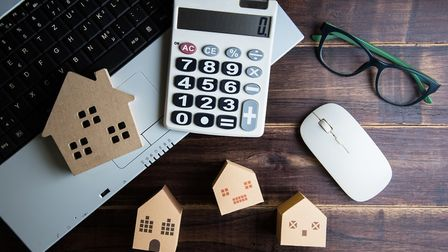 It's not easy getting on the property ladder in London or Luton. Picture: Getty Images/iStockphoto