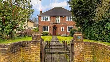 8 Homewood Road, St Albans. Picture: Cassidy & Tate