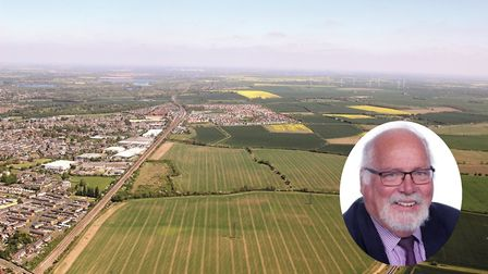 Cllr Giles said he welcomed the feasilbility study for St Neots.