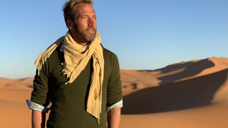 Modern-day adventurer Ben Fogle will be apearing at The Alban Arena in St Albans as part of this Tal