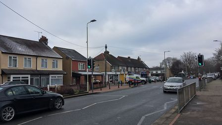 High Street, London Colney. Picture: Jane Howdle
