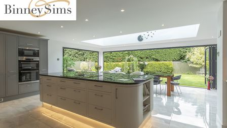 Use an architectural design service to turn your dreams into a reality. Picture: Binney and Sims Des
