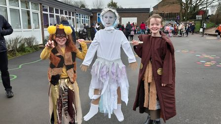 World Book Day 2020: The Lion, the Witch and the Wardrobe.