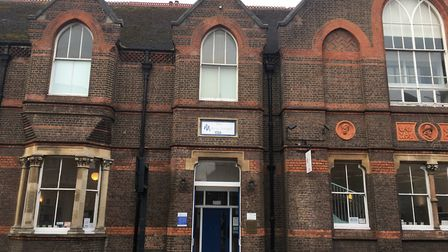 The Maltings Surgery in St Albans has closed amid fears of coronavirus infection. Picture: Archant