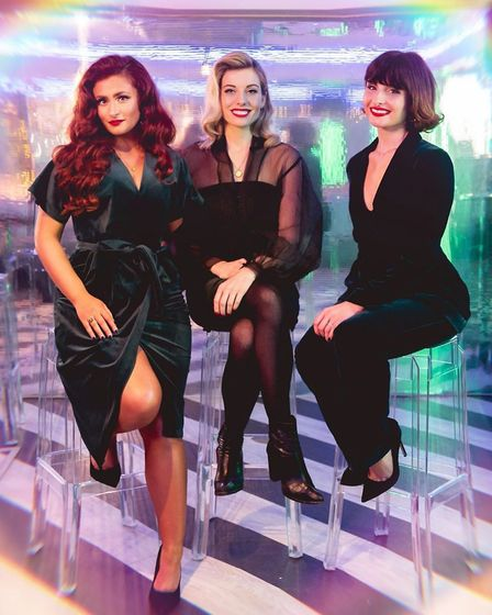Belle Noir will appear in the Battle Rounds of The Voice UK on Saturday