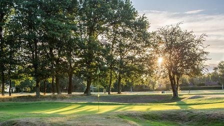 Mid Herts Golf Club is the area's best-known attraction. Picture: Archant