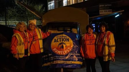 St Albans Action for Homeless are holding a fundraising event this week.