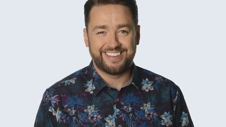 Jason Manford will bring his Like Me tour to The Alban Arena in St Albans. Picture: Supplied by The