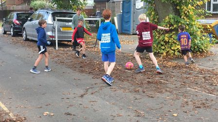 Playing Out and Our Street Party are running information sessions in St Albans. Picture: Supplied