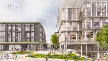 The public is being given a chance to vote on their preferred design for the Civic Centre Opportunit