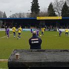 St Albans City took on Dartford at Clarence Park in a National League South clash.