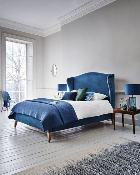 Sandridge Bed from £846, Willow and Hall. Picture: PA Photo/Willow and Hall