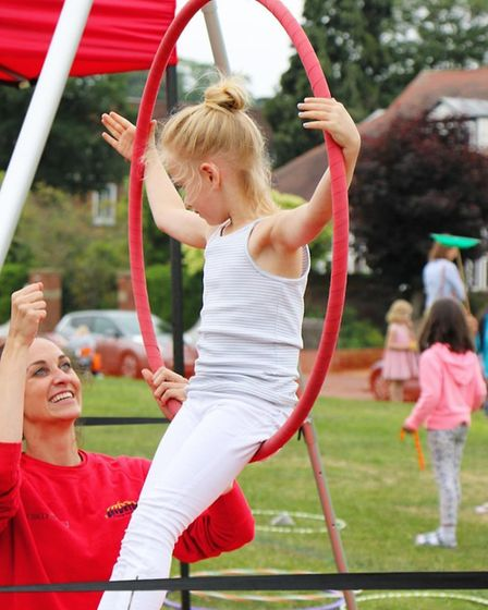 Harpenden is hosting a street festival on March 22.