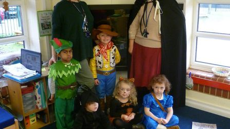 Children at Crosshall Infant School Academy Trust and Crosshall Nursery School have been celebrating