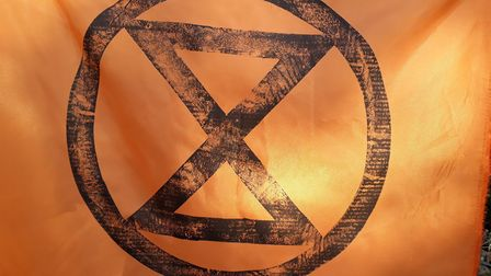 Extinction Rebellion will be hosting a vigil in Huntingdon. Picture: Clare Harvey