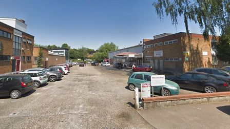 Chelford Fabrics in Harpenden. Picture: Google Street View