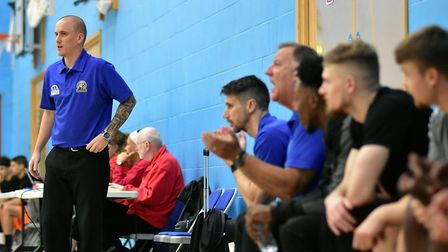 Leopards' head coach Tom Baker has high hopes for his new-look squad.