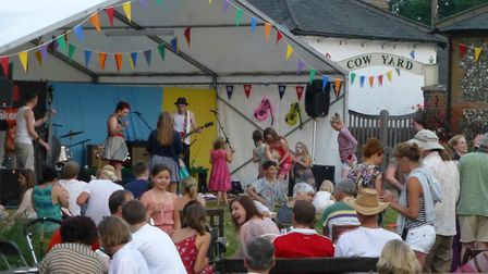 The Childwickbury Arts Fair takes place every year in July. Picture: Archant