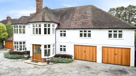 5 Cunningham Hill Road, St Albans. Picture: Frost's