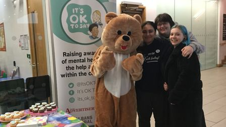 Children's Mental Health Week 2020 with It's OK To Say: Westminster Lodge.
