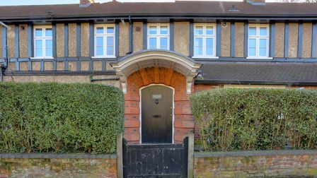 Thorne House, St Peter's Street, St Albans. Picture: Frost's