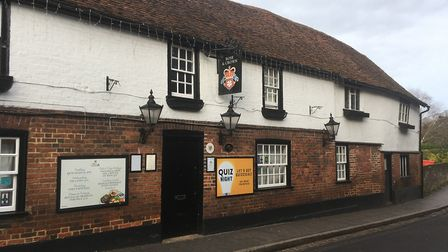 The leaseholder of The Rose and Crown pub in St Albans handed back the keys to Punch Pubs this week.