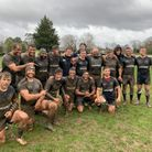 A muddy Harpenden kept their shock promotion charge on track with victory at Ruislip.