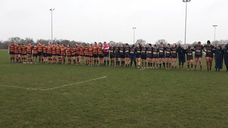 OA Saints put out a second team for the first time in close to a decade in a 36-0 win at Westcliff.