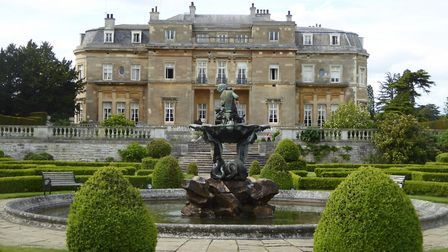 Beautiful Luton Hoo. Picture: Alan Davies