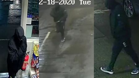 Do you recognise this man? If so contact Cambridgeshire Police.