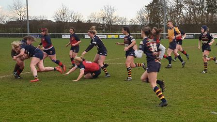 OA Saints got their Championship play-off campaign off to a winning start against Lichfield at Wooll