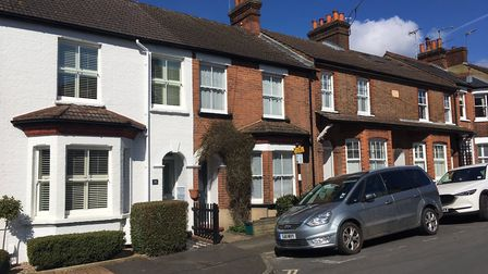 St Albans has the tenth most expensive square footage in England and Wales. Picture: Archant