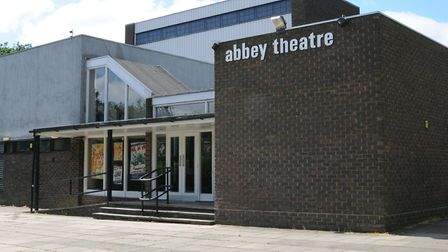 The Abbey Theatre in St Albans.