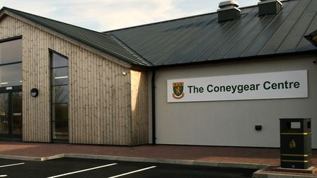 The new Coneygear Centr in Huntingdon. PICTURE: ARCHANT