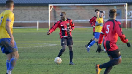 Huntingdon Town are the only local non-league club who will be in action tomorrow with matches in ot