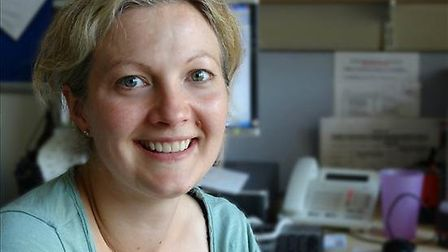 Dr Mary Simpson has asked members of the public to stay positive. PICTURE: Contributed