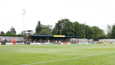 St Albans City will play at east one more National League South game this season despite Coronavirus