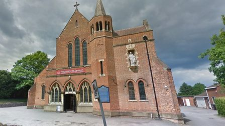 St Saviour's Church in St Albans. Picture: Google Street View
