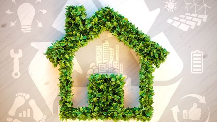 There are plenty of things you can do to make your home more environmentally-friendly. Picture: PA P
