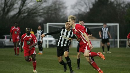 Colney Heath and London Colney are just two of the teams affected by the decision of the SSML. Pictu