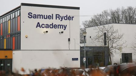 Samuel Ryder Academy. Picture: DANNY LOO